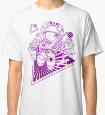 Spaceman lost in deep Cosmos Classic T-Shirt