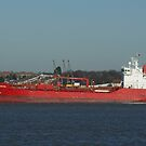 2009 Chemical-Oil Tanker by davesphotographics