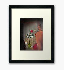 femininity Framed Print