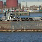 Pano Old Pumping ship I Think  by davesphotographics