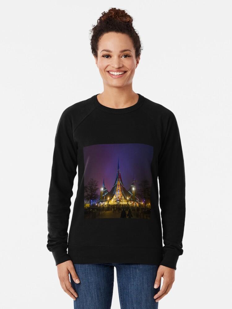 Alternate view of Huis van de Vijf Zintuigen Lightweight Sweatshirt
