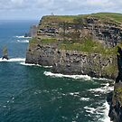 Cliffs of Moher by emerson