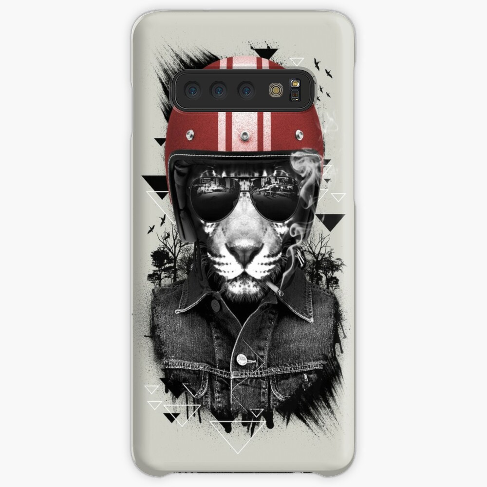 Jungle Rider Case & Skin for Samsung Galaxy