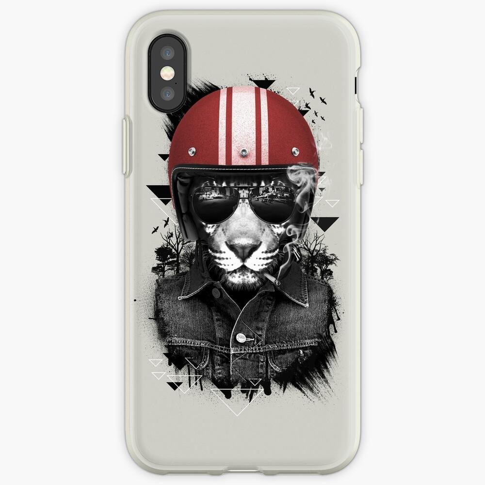 Jungle Rider iPhone Case & Cover