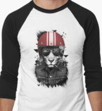 Jungle Rider Men's Baseball ¾ T-Shirt