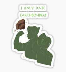 Earthbenders Sticker