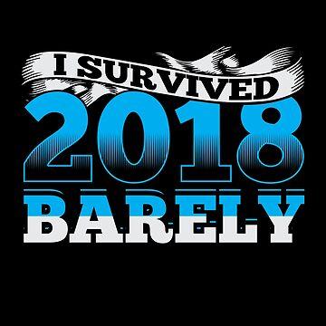 I Survived 2018 Barely by wrestletoys