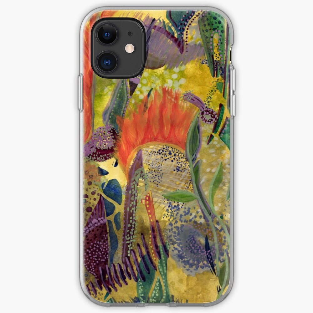 Fire in the Water iPhone Case & Cover