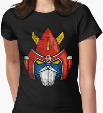 V-Head Women's Fitted T-Shirt