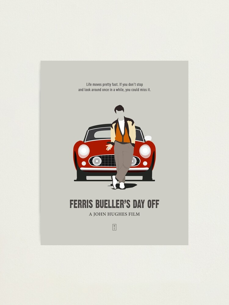 Alternate view of Ferris Bueller's Day Off Photographic Print