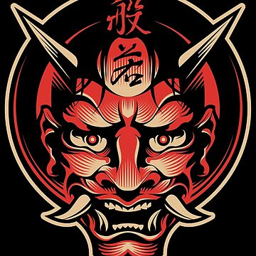 Hannya by BlackoutStore