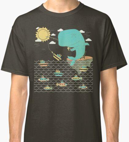 Gone Shipping Classic T-Shirt