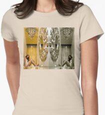 Hollywood Honeymoon™ Golden Girls Womens Fitted T-Shirt