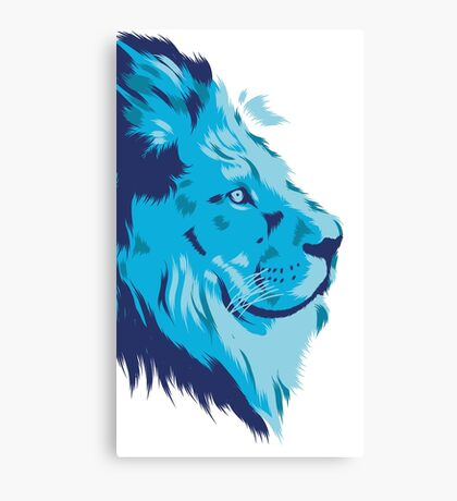 IamKing Canvas Print