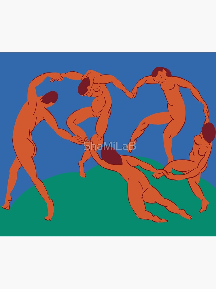 Matisse - The Dance by ShaMiLaB