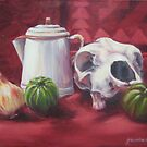 Southwestern Still Life in Oil by laumbach90