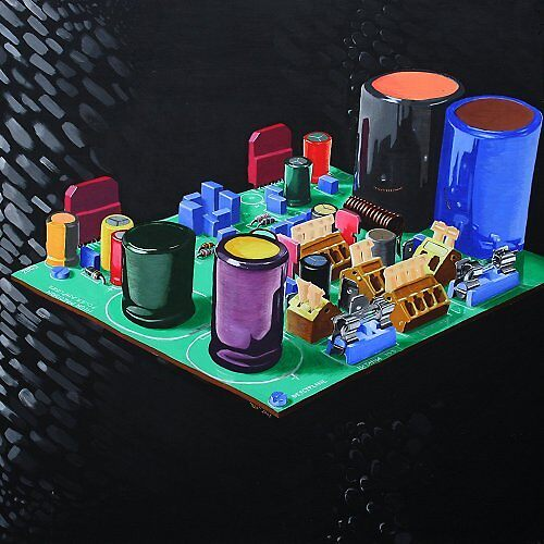 The Circuit Board - (Of an amplifier) by DISCIPLINE1972