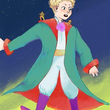 Le Petit Prince by lemonysocks