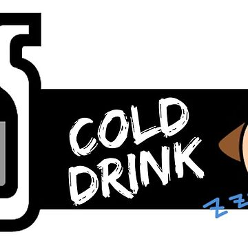 Monster Hunter Cold Drink by Aherom