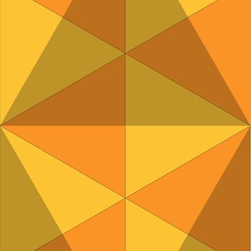Geometric Pattern: Overlay: Citrus by redwolfoz
