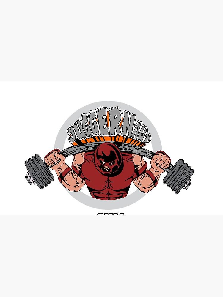 Juggernaut Fitnessstudio von Tift23
