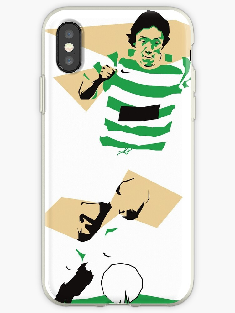 online store 44ddc 1c328 'Japanese football player Shunsuke Nakamura' iPhone Case by Jeronie