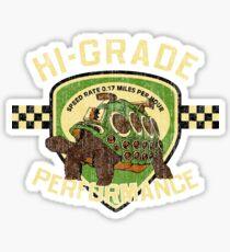 Hi-Grade Performance Sticker
