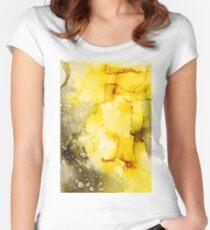Ink 11 Tailliertes Rundhals-Shirt