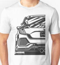 Civic Type R Fragment Slim Fit T-Shirt