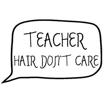 Teach Love Teacher Teaching for Men or Women by macshoptee