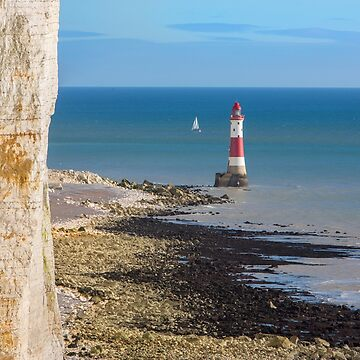 Beachy Head Lighthouse by Femaleform