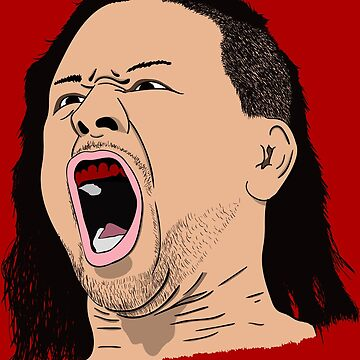 Shinsuke Nakamura - COME ON! by Dalem-12