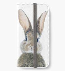 Häschen iPhone Flip-Case/Hülle/Skin