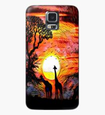 Afrika-Safari Hülle & Klebefolie für Samsung Galaxy