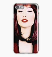 Painted Lady  No 2 iPhone Case/Skin
