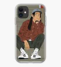 Woodblock Jiraiya iphone case
