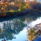 Scenic Mulberry River by NatureGreeting Cards ©ccwri
