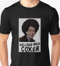 Willkommen zurück Cox Coxer Slim Fit T-Shirt