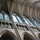 Cathedral Windows by Sherry Freeman