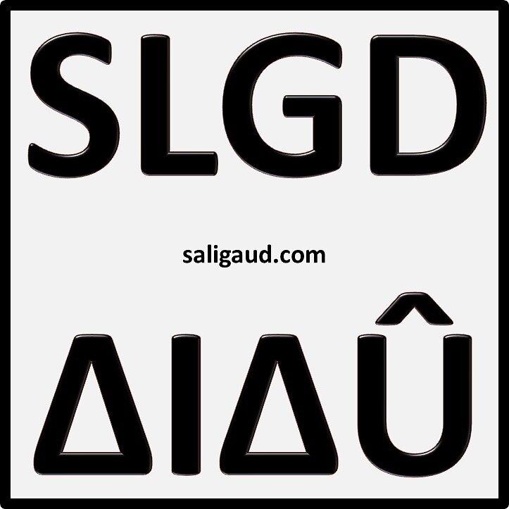 « Le logo officiel des saligauds (carré) » par saligaud