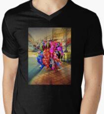 HDR Men's V-Neck T-Shirt