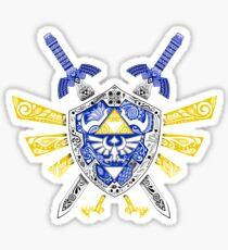 Heroes Legend - Zelda Sticker