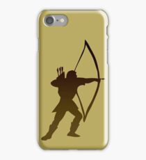Archery tee design iPhone Case/Skin