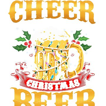 Christmas Cheer Beer by frittata