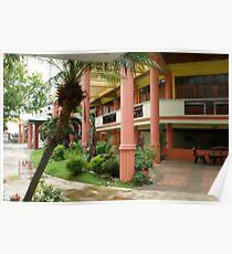 The Villa Lorenza Resort Poster