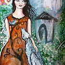 Women dreaming. by Cheryle  Bannon