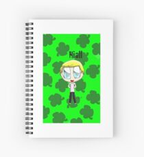 Niall One Direction Spiral Notebook