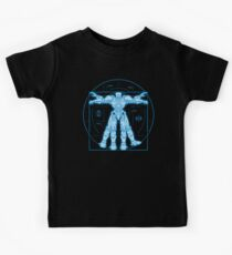 Vitruvian Jaeger Kids Tee