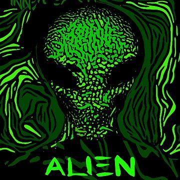 ALIEN - Inner Earth by ideepspace