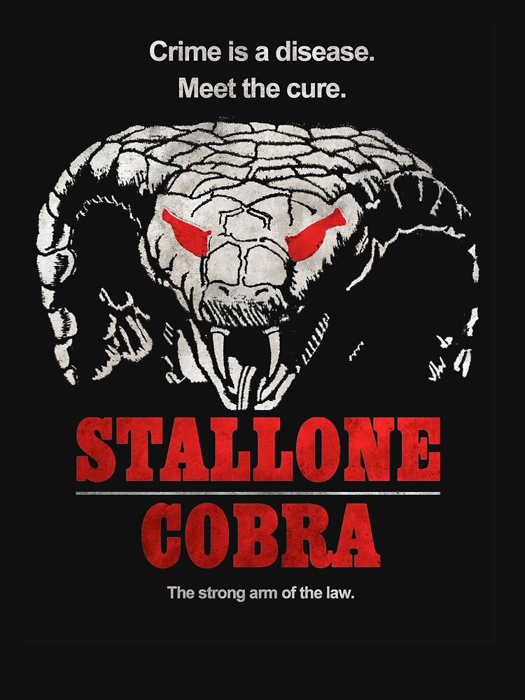 Stallone Cobra by TheZeroCorp